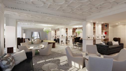 Steigenberger Grandhotel Belvédère - Davos - Bar