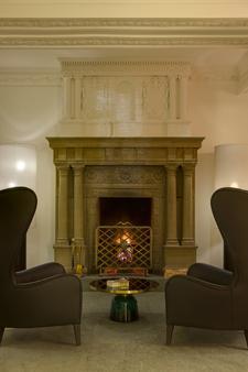 Steigenberger Grandhotel Belvédère - Davos - Lounge