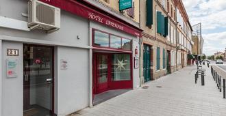 Hotel Lapérouse des Cordeliers - Albi - Building