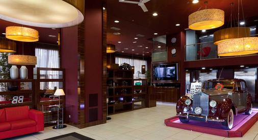 Hotel Dome Las Tablas - Madrid - Lobby