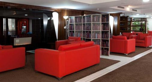 Hotel Dome Las Tablas - Madrid - Lounge
