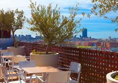 Hotel Dome Las Tablas - Madrid - Rooftop