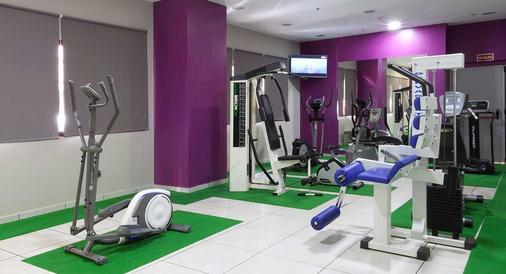 Hotel Dome Las Tablas - Madrid - Gym