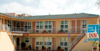 Hotel Point Loma - San Diego - Building