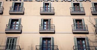 Bcn Urban Hotels Gran Ronda - Barcelona - Building