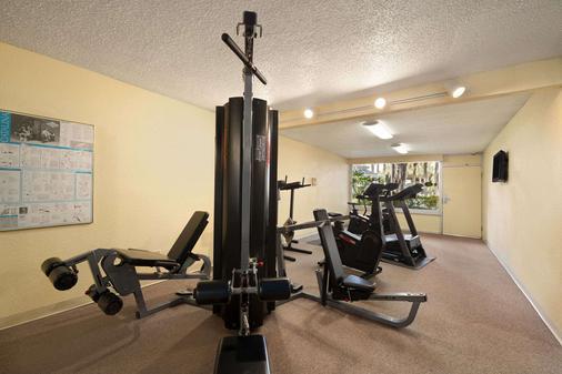 Ramada Kissimmee Gateway - Kissimmee - Gym