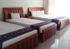 Trans International Hotel - Nadi - Bedroom