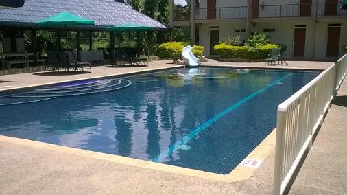 Trans International Hotel - Nadi - Pool