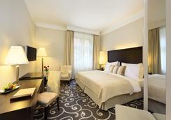 Grand Hotel Bohemia - Prague - Bedroom
