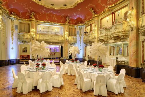 Grand Hotel Bohemia - Prague - Banquet hall
