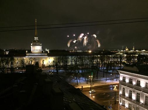 Solo Panorama Palace Square - Saint Petersburg - Attractions