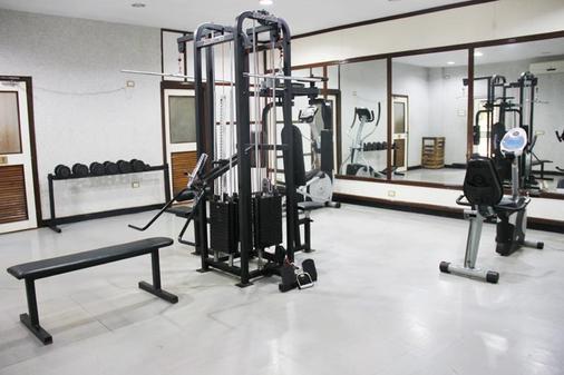 Treasure Island Resort - Lonavala - Gym