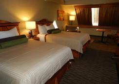 Luxor Hotel and Casino - Las Vegas - Bedroom