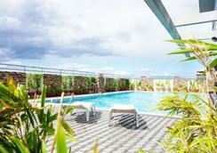 Greenhills Elan Hotel Modern - Manila - Pool