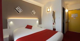 Inter-Hotel Brest Loval - Brest - Bedroom