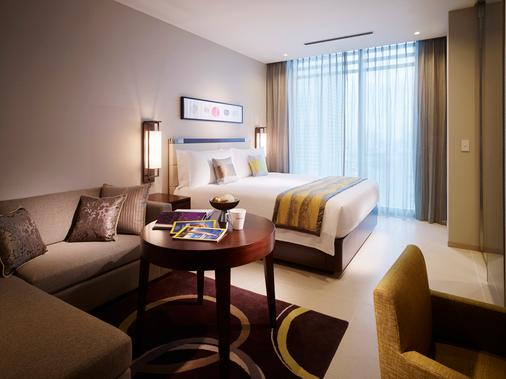Oakwood Premier Tokyo - Tokyo - Bedroom