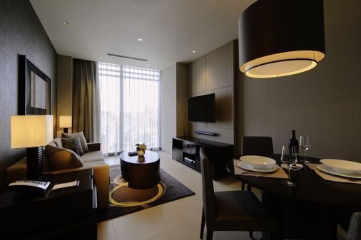 Oakwood Premier Tokyo - Tokyo - Living room