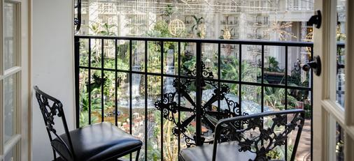 Gaylord Opryland Resort & Convention Center - Nashville - Balcony