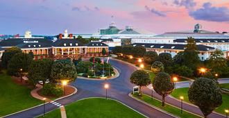 Gaylord Opryland Resort & Convention Center - Nashville - Building