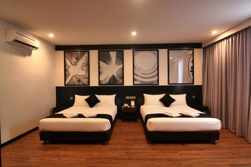 Bloommaze Boutique Hotel - Puchong - Bedroom