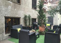 Hotel Carrobbio - Milan - Lobby