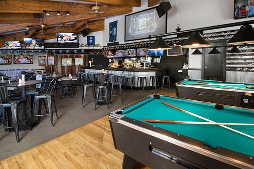 Evergreen Lodge & Condos - Vail - Bar