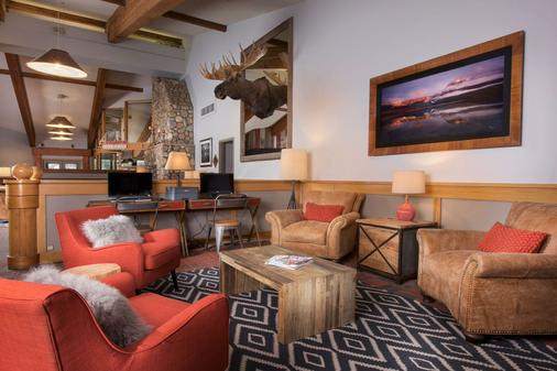 Evergreen Lodge & Condos - Vail - Lobby