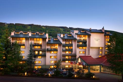 Evergreen Lodge & Condos - Vail - Building