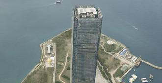 The Ritz-Carlton Hong Kong - Hong Kong - Building