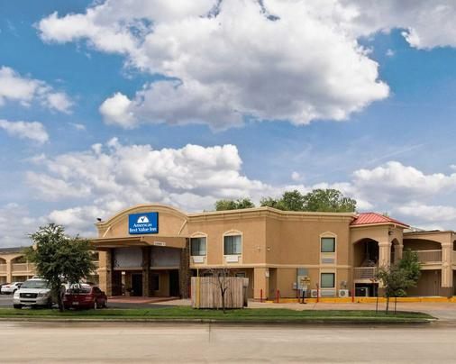 Americas Best Value Inn - Near Nrg Park/Medical Center - Houston - Building