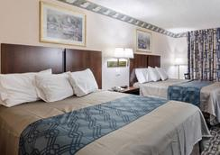 Americas Best Value Inn - Near Nrg Park/Medical Center - Houston - Bedroom
