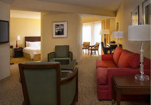 Savannah Marriott Riverfront - Savannah - Living room