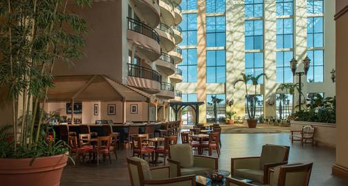 Savannah Marriott Riverfront - Savannah - Bar