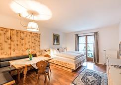 Novum Alpenhotel Inzell - Inzell - Bedroom