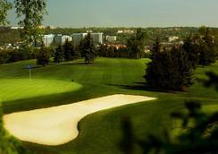 Hotel Golf - Prague - Golf course