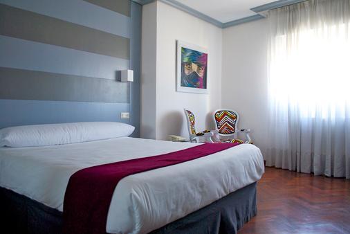 Hotel Vigo Plaza - Vigo - Bedroom