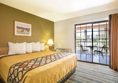 Ellis Island Hotel Super 8 Las Vegas - Las Vegas - Bedroom