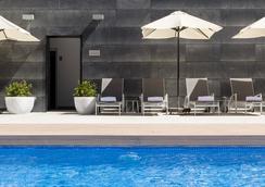 Hotel Ilunion Atrium - Madrid - Pool