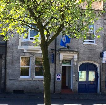 Dairy Guest House - York - Building