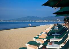 Villa Del Palmar Flamingos Beach Resort And Spa - Nuevo Vallarta - Beach