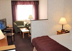 Crystal Inn Hotel & Suites - Salt Lake City - Salt Lake City - Bedroom