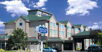 Crystal Inn Hotel & Suites - Salt Lake City - Salt Lake City - Building