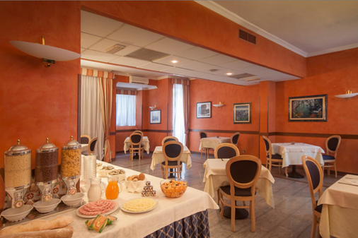 Park Hotel Dei Massimi - Rome - Restaurant