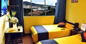 Hotel Sagarnaga - La Paz - Bedroom
