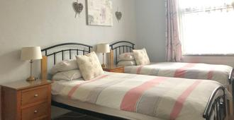 Friars Rest Guest House - York - Bedroom