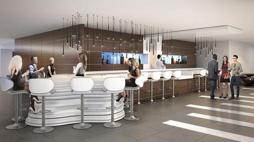 Hyatt Regency Los Angeles International Airport - Los Angeles - Bar
