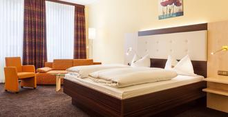 Hotel Garni Augusta - Augsburg - Bedroom