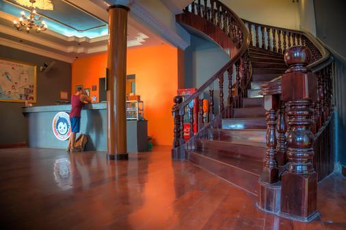 Mad Monkey Hostel Phnom Penh - Phnom Penh - Lobby