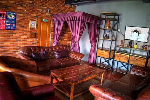 Mad Monkey Hostel Phnom Penh - Phnom Penh - Lounge