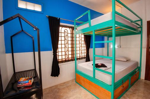 Mad Monkey Hostel Siem Reap - Siem Reap - Bedroom